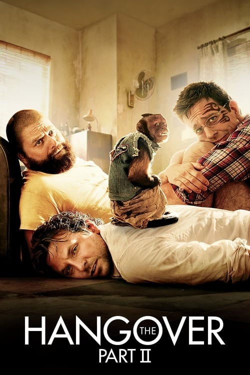 Watch The Hangover Part II online