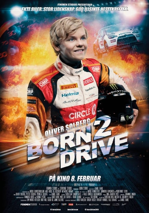 Película Born2Drive Con Subtítulos En Español