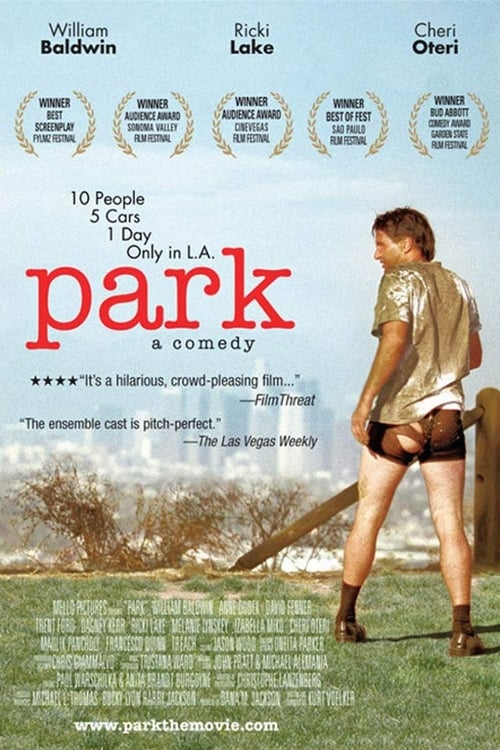 The poster of Park