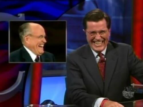 The Colbert Report: Season 4 – Episode Adam Brickley, Ron Paul