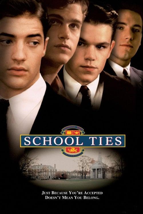 Watch School Ties (1992) Movie Free Online