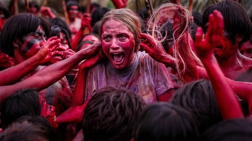 Subtitles The Green Inferno (2014) in English Free Download   720p BrRip x264