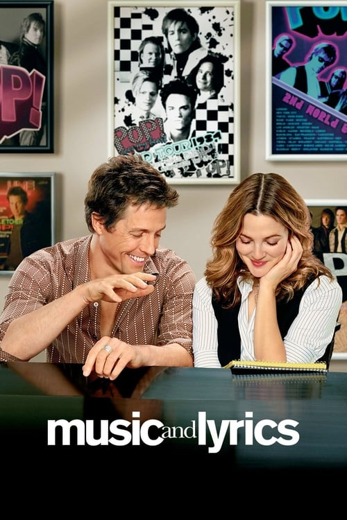 Music and Lyrics - Poster