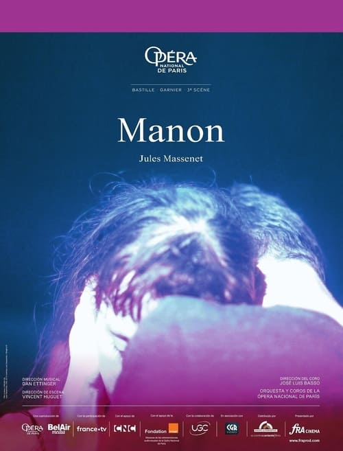Manon - Opera - Opéra national de Paris