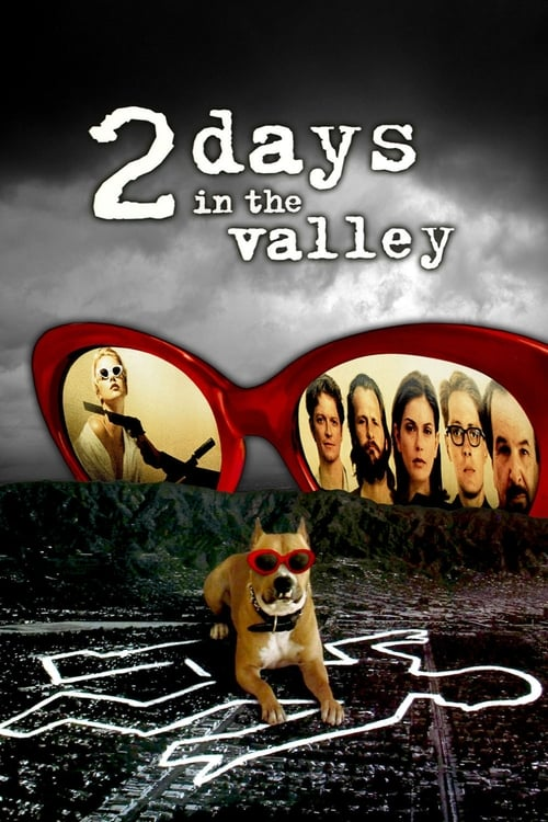 The poster of 2 Days in the Valley