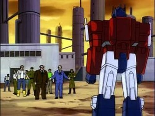 The Transformers: Season 2 – Episod Megatron's Master Plan (2)