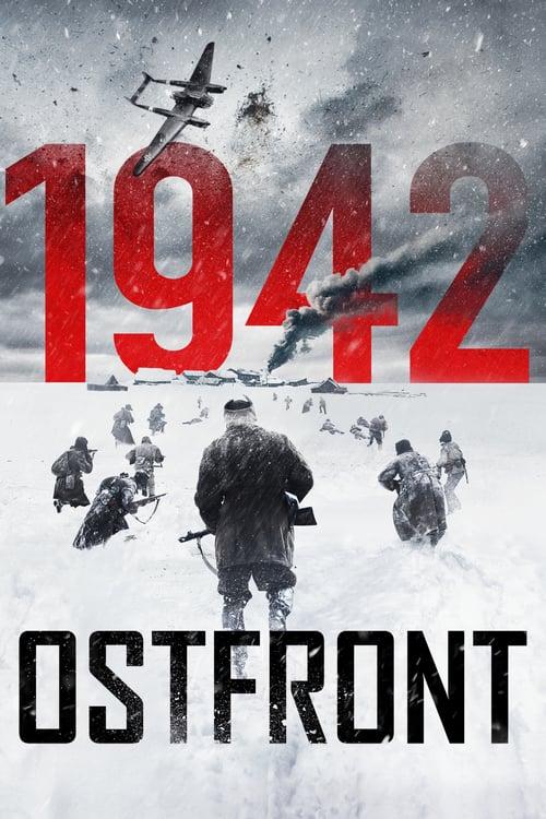 Poster von 1942: Ostfront