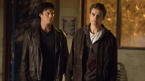 The Vampire Diaries - Season 8 - Episode 6: Detoured on Some Random Backwoods Path to Hell