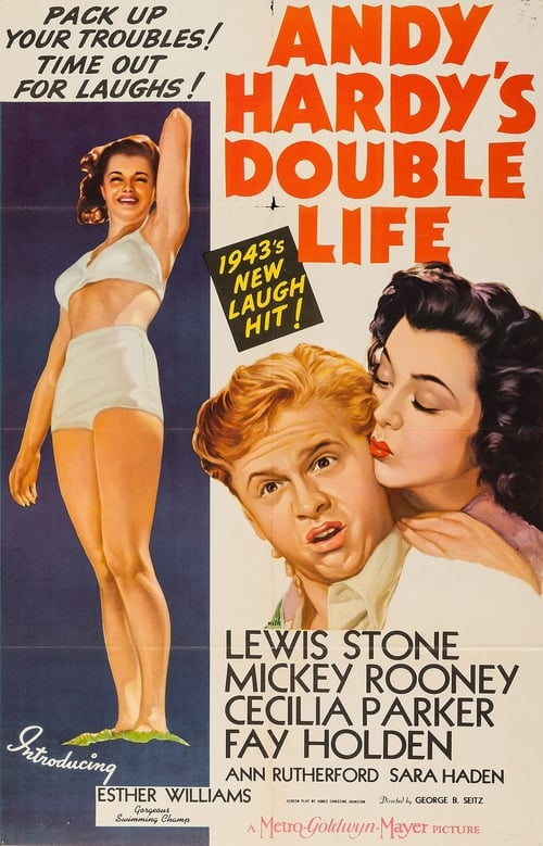 Watch Andy Hardy's Double Life Online