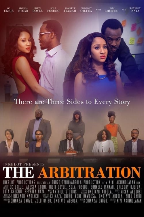 Poster von The Arbitration
