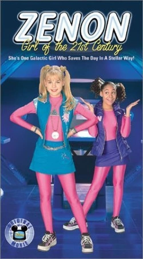 space station zenon girl of the 21st century - photo #7