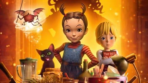 Subtitles Earwig and the Witch (2021) in English Free Download | 720p BrRip x264
