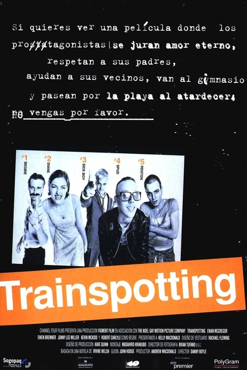 Trainspotting pelicula completa