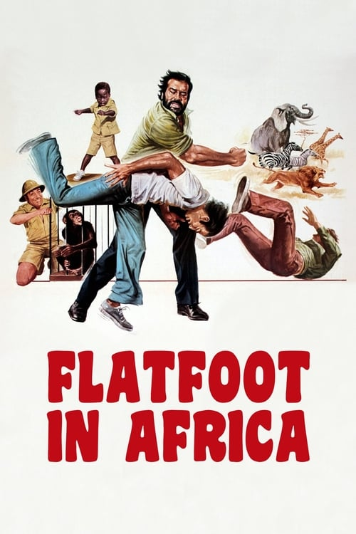 Flatfoot in Africa (1978) Poster