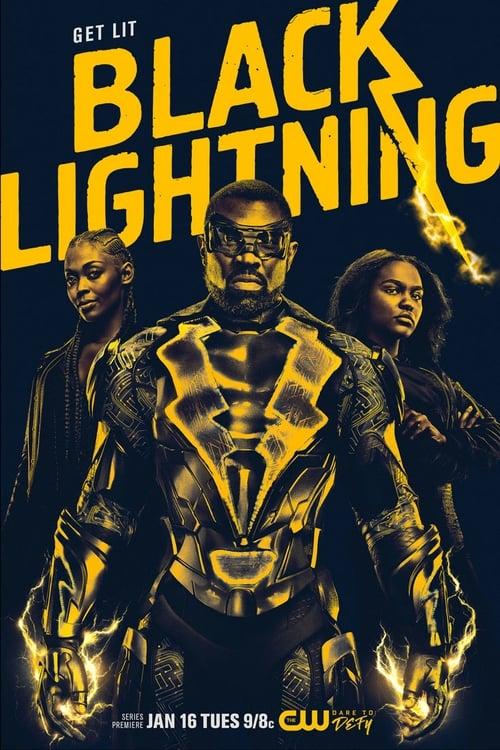 Poster von Black Lightning