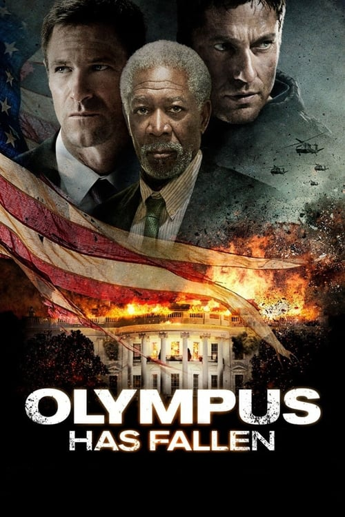Largescale poster for Olympus Has Fallen