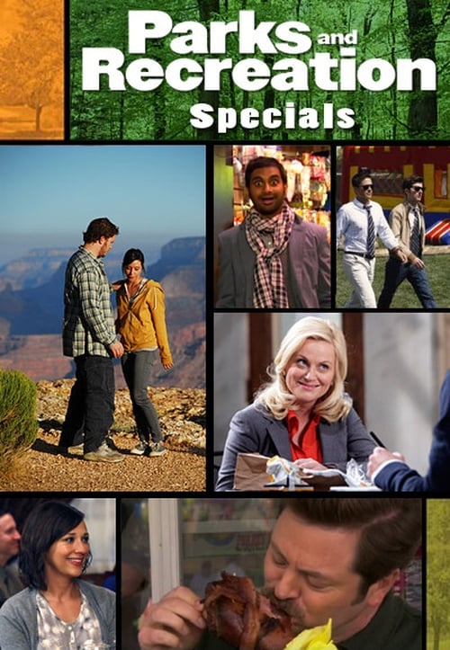 Parks and Recreation: Specials