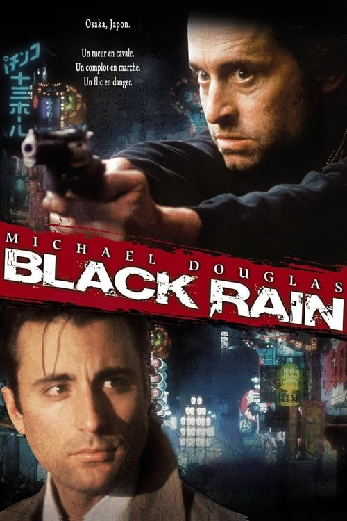 Regarder Black Rain (1989) Streaming HD FR