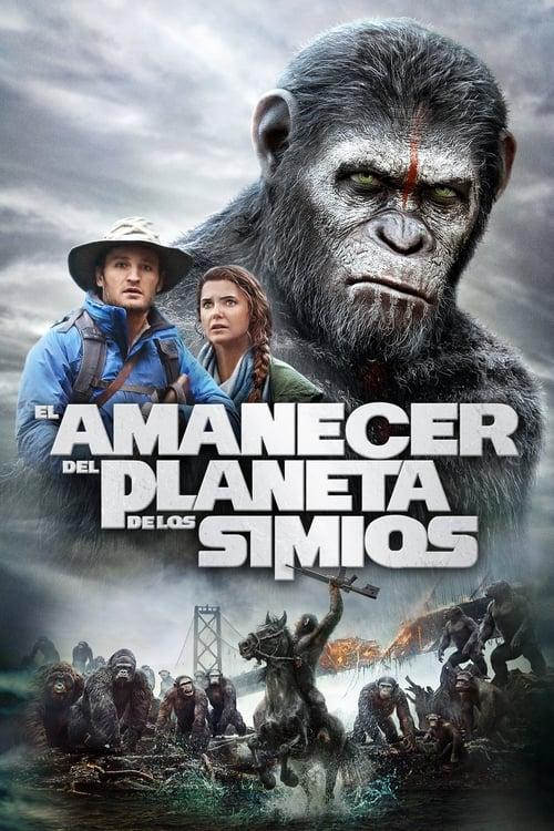 Imagen El amanecer del planeta de los simios