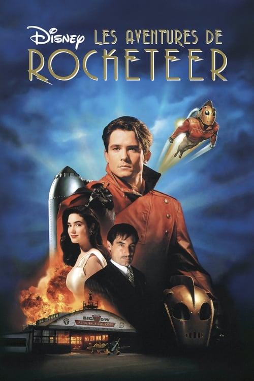 [1080p] Les aventures de Rocketeer (1991) streaming