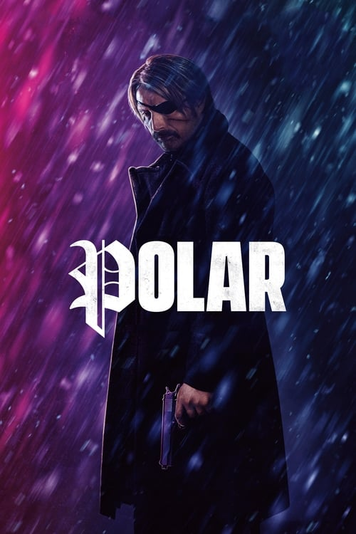 The poster of Polar