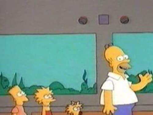 The Simpsons - Season 0: Specials - Episode 24: The Aquarium
