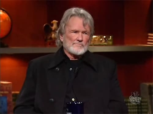 The Colbert Report: Season 5 – Episod Kris Kristofferson