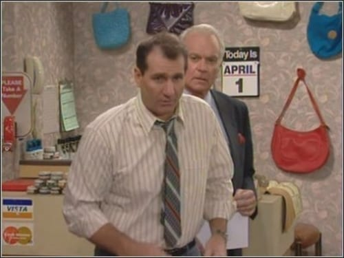 Married... with Children - Season 8 - Episode 20: The D'Arcy Files