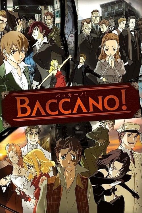 Assistir Baccano!