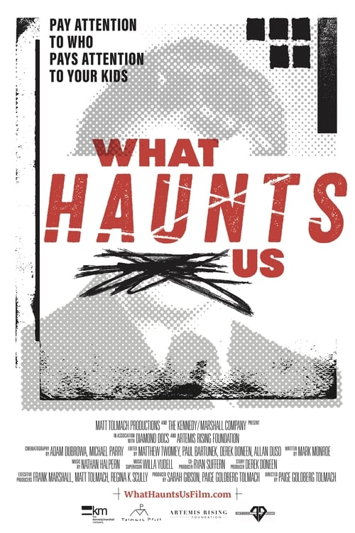 Largescale poster for What Haunts Us