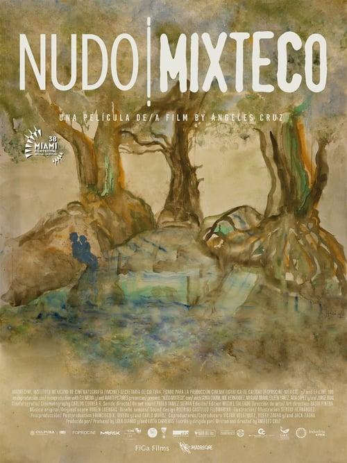 Nudo mixteco (2021) Poster