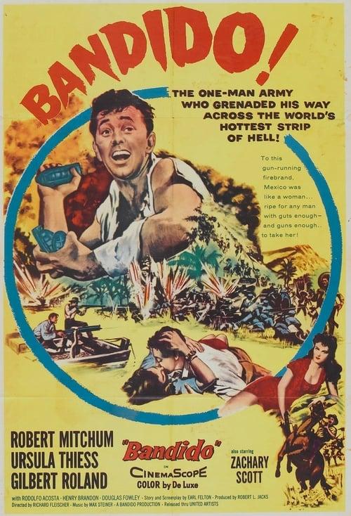 Bandido! (1956)