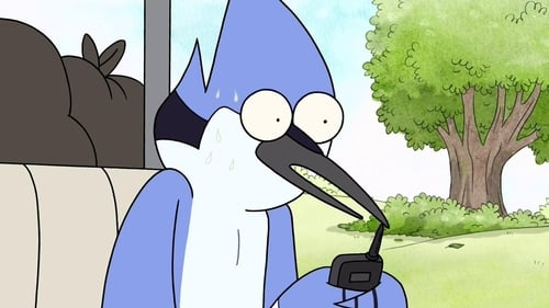 Regular Show 2011 Dvd: Season 3 – Episode Butt Dial
