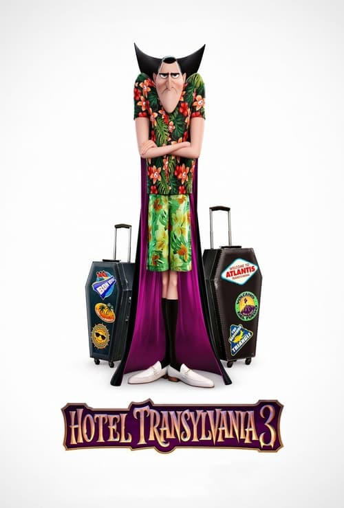 Assistir Hotel Transylvania 3: Summer Vacation Online