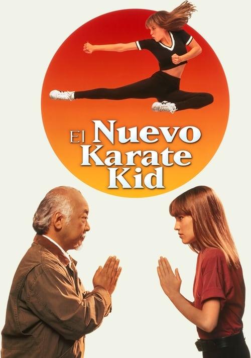 Película El nuevo Karate Kid Doblada En Español