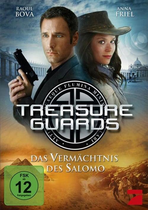 Ver pelicula Treasure guards Online