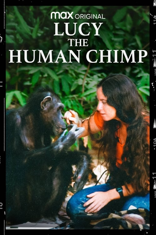Poster. Lucy the Human Chimp (2021)