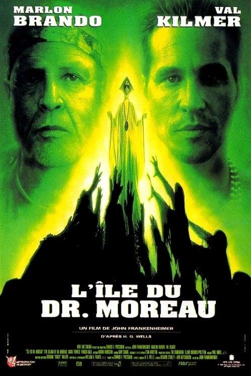 [1080p] L'Île du Dr. Moreau (1996) streaming HD