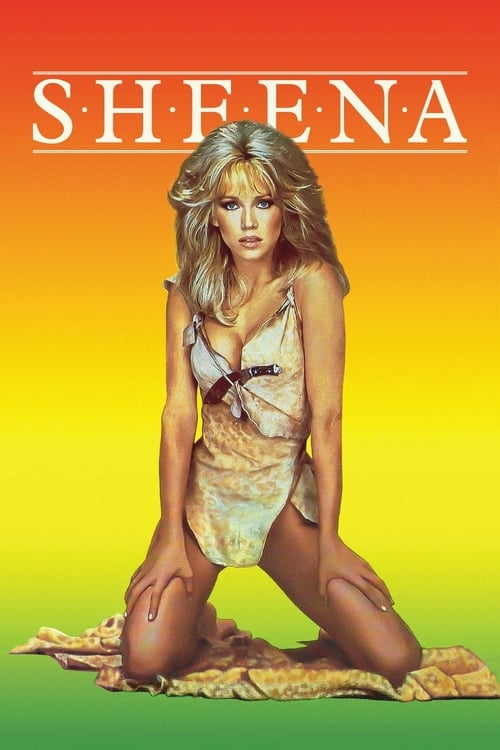 The poster of Sheena