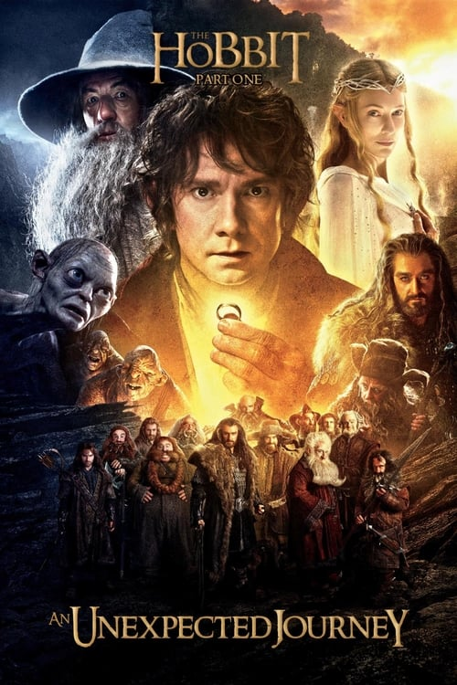 فيلم The Hobbit: An Unexpected Journey مترجم, kurdshow