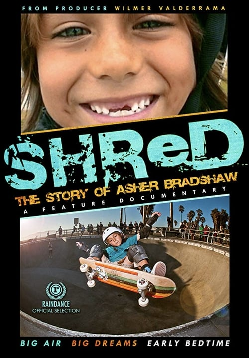 Película Shred: The Story of Asher Bradshaw Doblada En Español