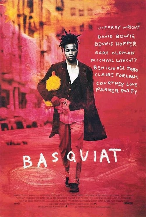 Poster for Basquiat