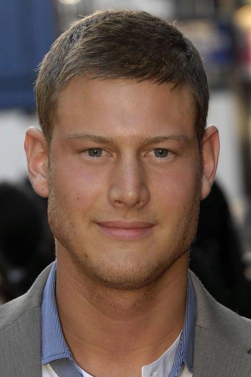 Kép: Tom Hopper színész profilképe