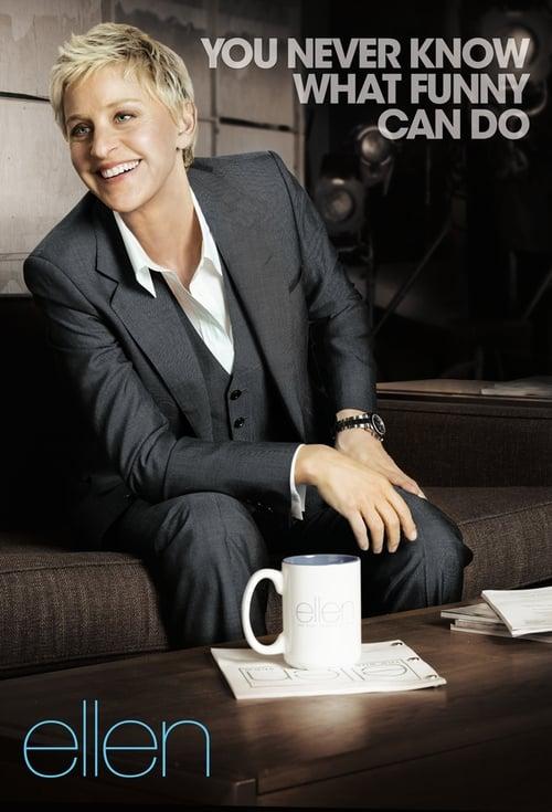 The Ellen DeGeneres Show - Season 1 - Episode 8: Noah Wyle/Bob Guiney/Elton John