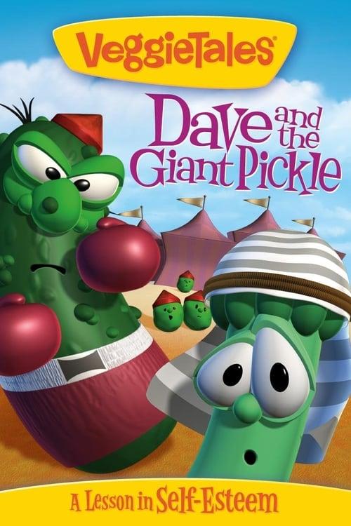 Película VeggieTales: Dave and the Giant Pickle En Español En Línea