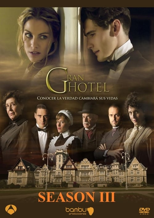 Grand Hotel Staffel  Episode