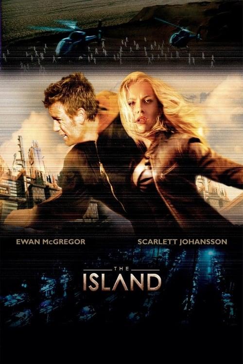 The Island film en streaming