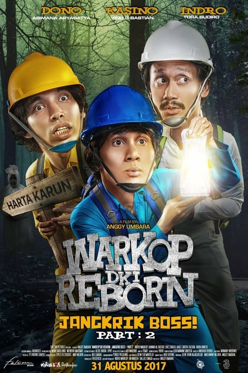 warkop dki reborn jangkrik boss part 2 2017 the movie database rh themoviedb org