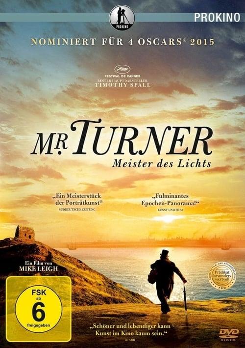 Mr. Turner - Meister des Lichts - Historie / 2014 / ab 6 Jahre