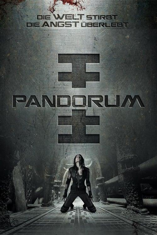 Poster von Pandorum